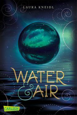 Water & Air von Kneidl,  Laura