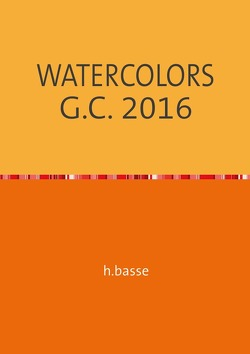 WATER-COLORS von basse,  horst