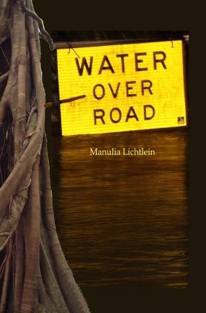 WATER OVER ROAD von Lichtlein,  Manulia