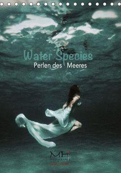 Water Species – Perlen des Meeres (Tischkalender 2019 DIN A5 hoch) von Helbig,  Maike
