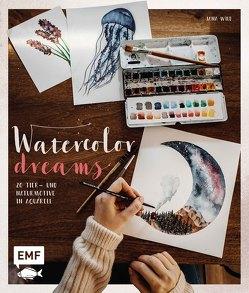 Watercolor Dreams von Windoffer,  Jana