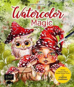 Watercolor Magic von Gomoll-Wünsche,  Andrea