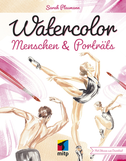 Watercolor Menschen & Porträts von Plaumann,  Sarah