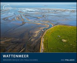 Wattenmeer 2022 – Bild-Kalender – Wand-Planer – 60×50 von Toala Olivares,  Cris