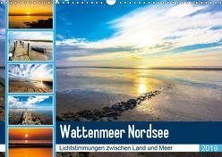 Wattenmeer Nordsee – Lichtstimmungen zwischen Land und Meer (Wandkalender 2019 DIN A3 quer) von und Hardy Dreegmeyer,  Andrea