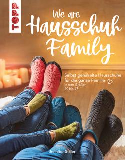 We are HAUSSCHUH-Family von Stiller,  Jennifer