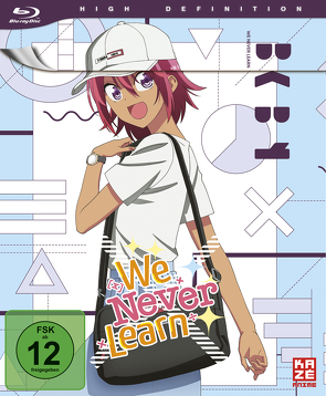We Never Learn – 1. Staffel – Blu-ray 2 von Iwasaki,  Yoshiaki