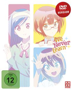 We Never Learn – 1. Staffel – DVD 1 mit Sammelschuber (Limited Edition) von Iwasaki,  Yoshiaki