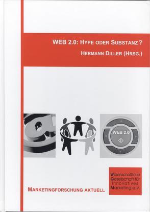 WEB 2.0: Hype oder Substanz? von Diller,  Hermann