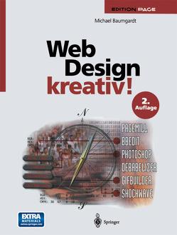 Web Design kreativ! von Baumgardt,  Michael