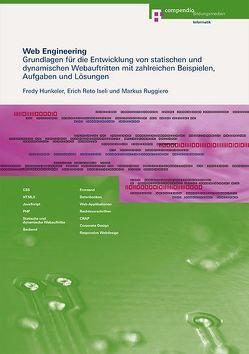 Web Engineering von Hunkeler,  Fredy, Iseli,  Erich Reto, Ruggiero,  Markus