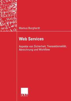 Web Services von Burghardt,  Markus