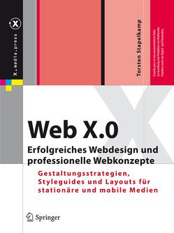 Web X.0 von Stapelkamp,  Torsten