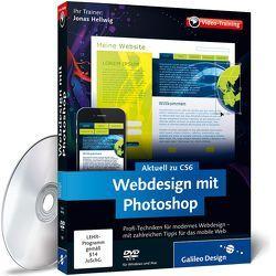 Webdesign mit Photoshop von Hellwig,  Jonas