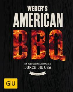 Weber's American BBQ von Purviance,  Jamie