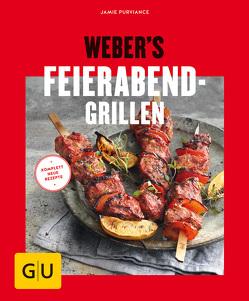 Weber's Feierabend-Grillen von Purviance,  Jamie