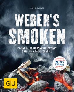 Weber's Smoken von Purviance,  Jamie