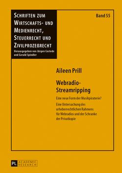 Webradio-Streamripping von Prill,  Aileen
