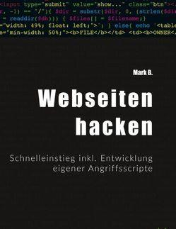Webseiten hacken von B,  Mark