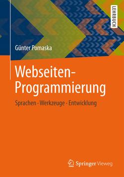 Webseiten-Programmierung von Pomaska,  Günter
