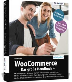 WooCommerce – das große Handbuch von Bernd,  Schmitt