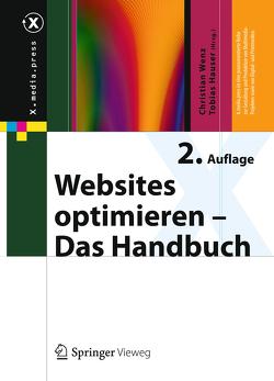 Websites optimieren – Das Handbuch von Hauser,  Tobias, Wenz,  Christian
