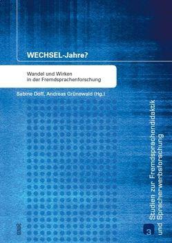 WECHSEL-Jahre? von Doff,  Sabine, Grünewald,  Andreas