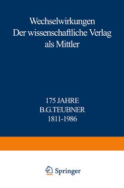 Wechselwirkungen von Merkelbach,  Reinhold