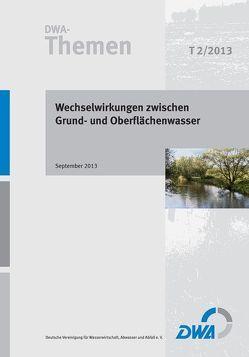 Wechselwirkungen zwischen Grund- und Oberflächenwasser