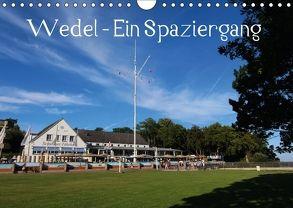 Wedel – Ein Spaziergang (Wandkalender 2018 DIN A4 quer) von Springer,  Heike