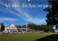 Wedel – Ein Spaziergang (Wandkalender 2019 DIN A2 quer) von Springer,  Heike