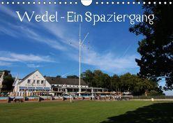 Wedel – Ein Spaziergang (Wandkalender 2019 DIN A4 quer) von Springer,  Heike