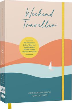 Weekend Traveller – Mein Reisetagebuch für Kurztrips