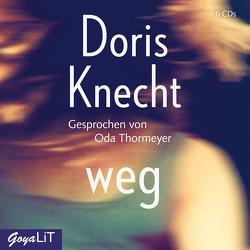 weg von Knecht,  Doris, Thormeyer,  Oda