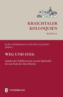 Weg und Steg von Andermann,  Kurt, Gallion,  Nina