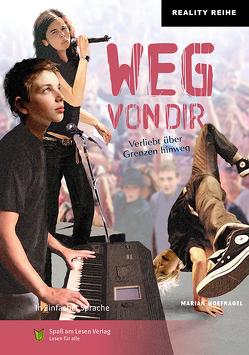 Weg von dir von Hoefnagel,  Marian, Spaß am Lesen Verlag GmbH, Zindler,  Frederike
