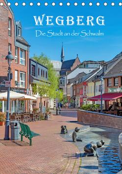 Wegberg – Die Stadt an der Schwalm (Tischkalender 2019 DIN A5 hoch) von Thomas,  Natalja