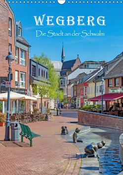 Wegberg – Die Stadt an der Schwalm (Wandkalender 2019 DIN A3 hoch) von Thomas,  Natalja