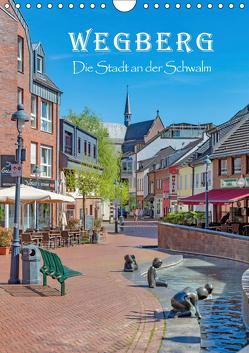 Wegberg – Die Stadt an der Schwalm (Wandkalender 2019 DIN A4 hoch) von Thomas,  Natalja