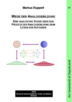Wege der Analogiebildung von Markus,  Ruppert