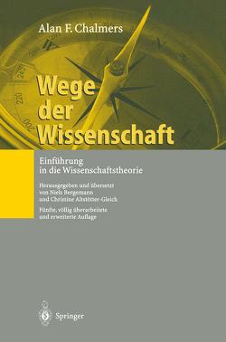 Wege der Wissenschaft von Altstötter-Gleich,  C., Altstötter-Gleich,  Christine, Bergemann,  N., Bergemann,  Niels, Chalmers,  Alan F.