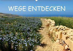 WEGE ENTDECKEN (Wandkalender 2019 DIN A2 quer) von Albilt,  Rabea