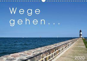 Wege gehen… (Wandkalender 2020 DIN A3 quer) von Düll,  Sigrun