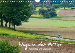 Wege in der Natur – Kraichgau und Enzkreis (Wandkalender 2021 DIN A4 quer) von Spies,  Harald