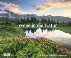 Wege in die Natur 2020 – Wandkalender 52 x 42,5 cm – Spiralbindung von DUMONT Kalenderverlag, Popp-Hackner