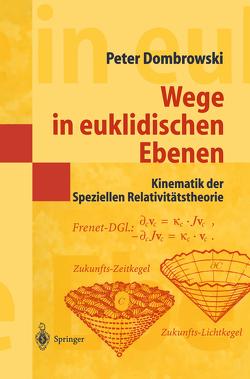 Wege in euklidischen Ebenen Kinematik der Speziellen Relativitätstheorie von Dombrowski,  Peter