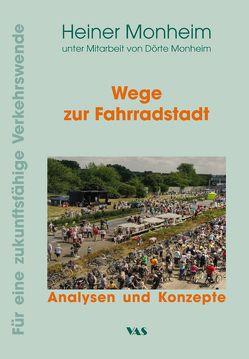 Wege zur Fahrradstadt von Monheim,  Dörte, Monheim,  Heiner