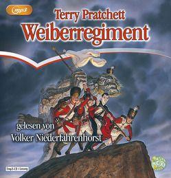 Weiberregiment von Brandhorst,  Andreas, Niederfahrenhorst,  Volker, Pratchett,  Terry