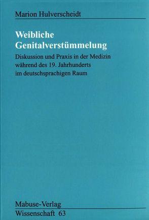 Weibliche Genitalverstümmelung von Hulverscheidt,  Marion
