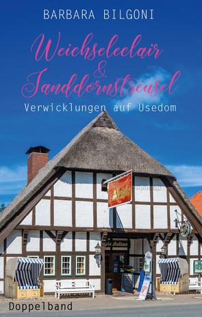 Weichseleclair & Sanddornstreusel von Bilgoni,  Barbara